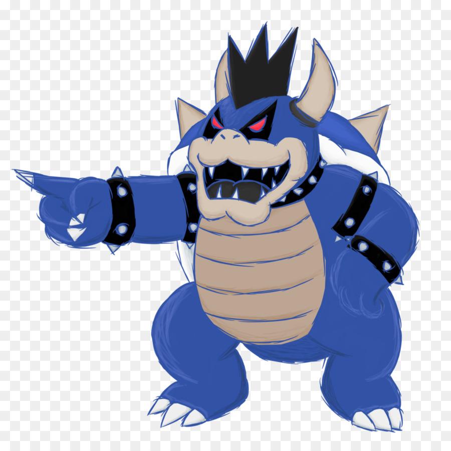 Dark Bowser Luigi Syobon Action Mario Series.
