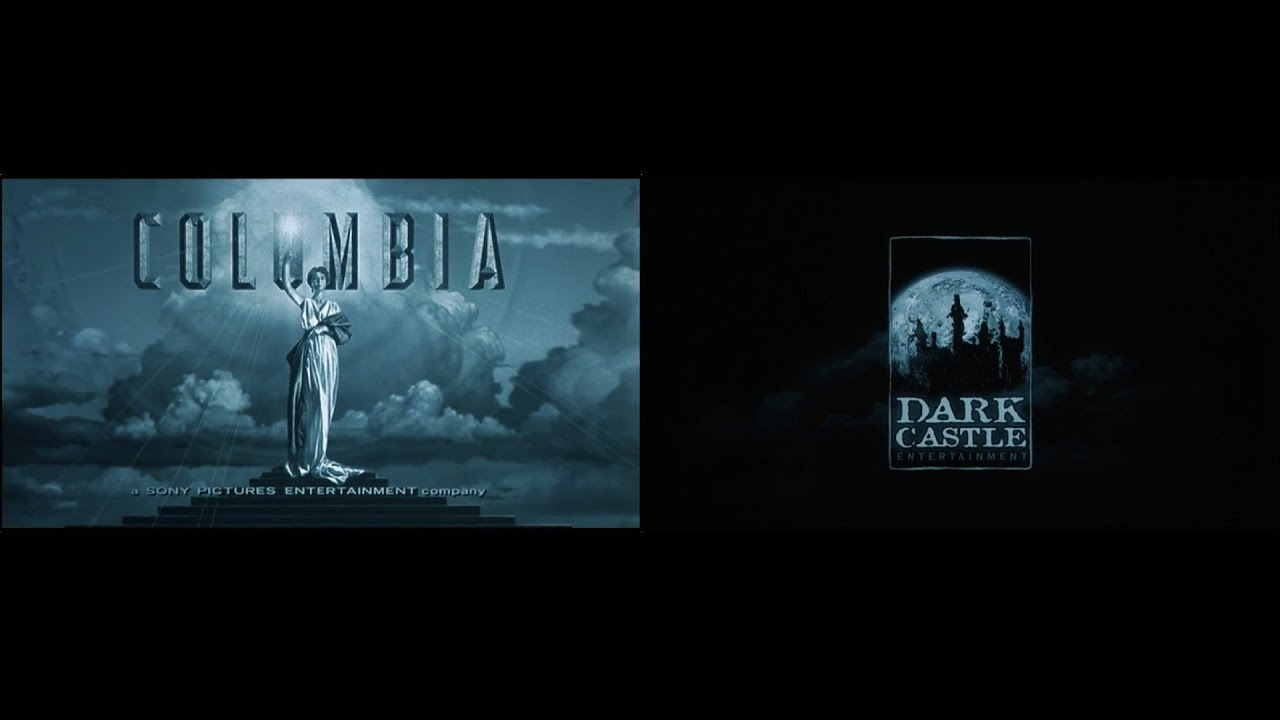 Columbia/Dark Castle Entertainment (blue tinted).