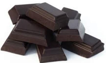 Dark Chocolate Download PNG Image.