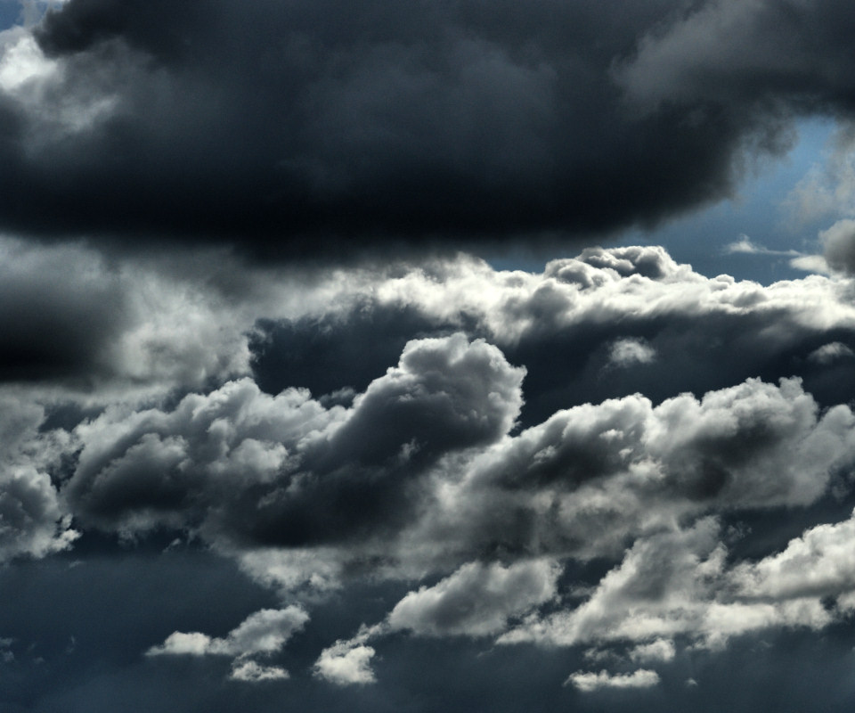 The dark clouds clipart - Clipground