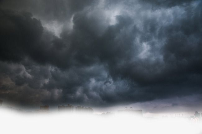 Black Clouds, Thick Clouds, Cloud Cluster, Dark Clouds PNG.