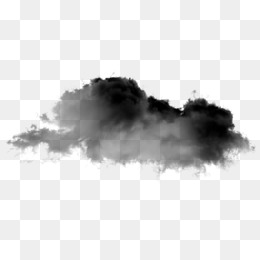 Dark Clouds PNG Images.