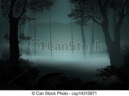 Dark forest Stock Illustrations. 6,166 Dark forest clip art images.