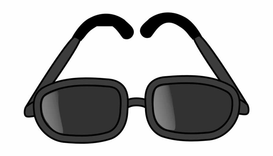 Cool Shades Clipart.