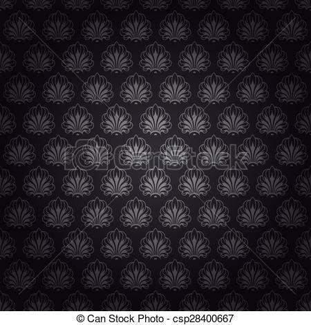 Dark grey clipart designs.