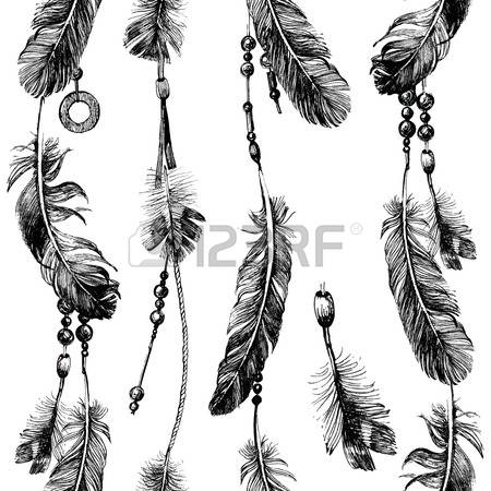 29,198 Black Feather Stock Vector Illustration And Royalty Free.
