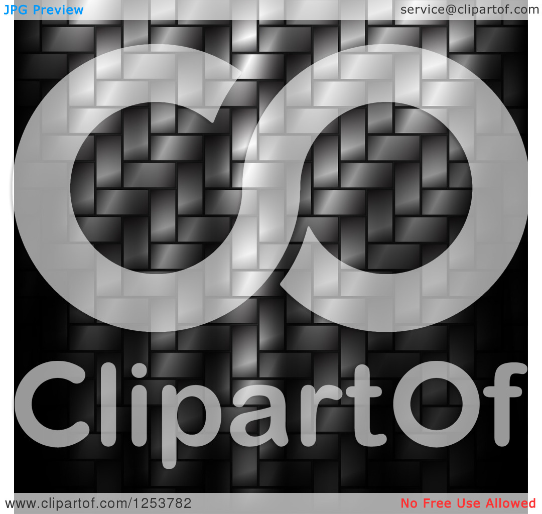 Clipart of a Carbon Fiber Background with Dark Lighting.