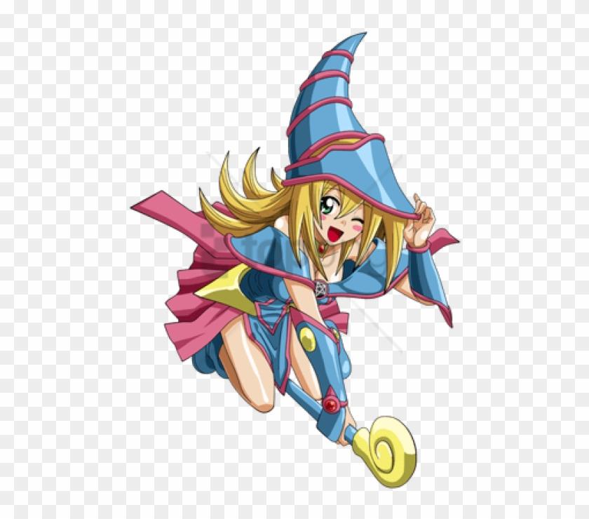 Free Png Download Dark Magician Girl Render Png Images.