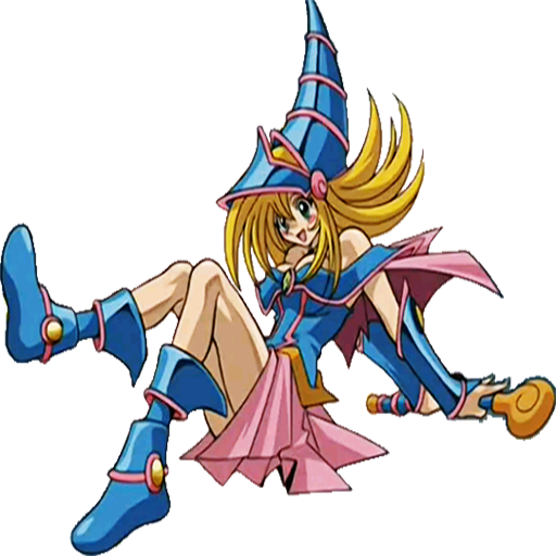 Dark Magician Girl Png Vector, Clipart, PSD.
