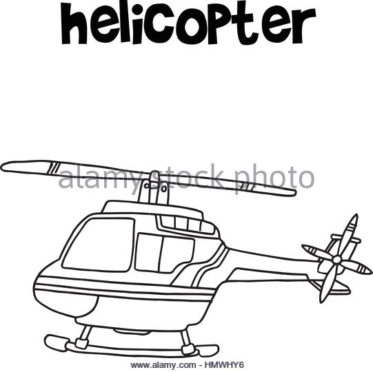 Military Helicopter Stock Vector Images.