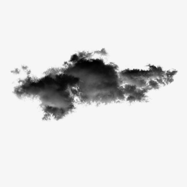 Dark Clouds PNG Images.