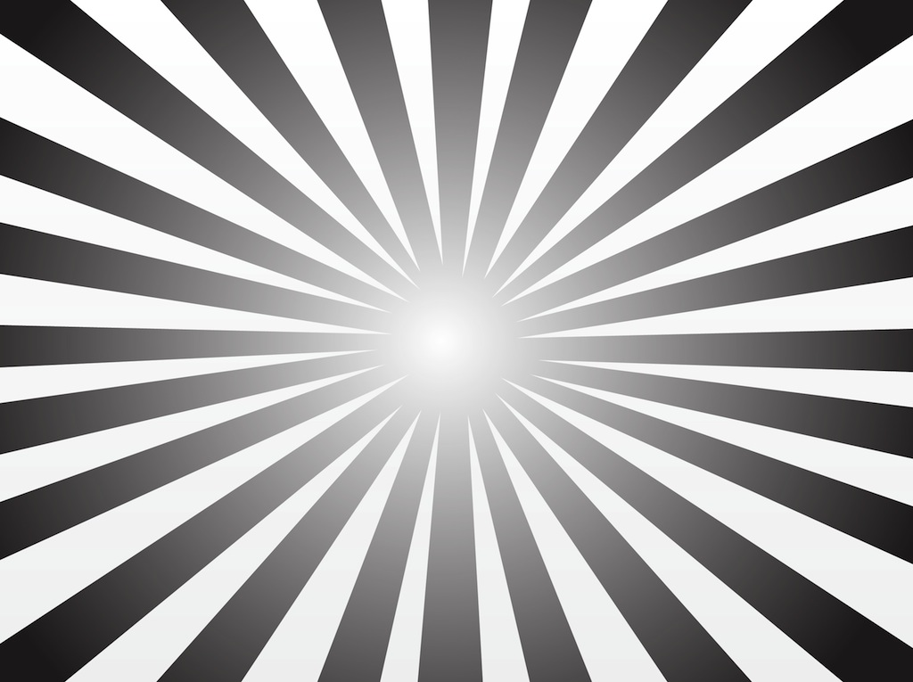 Rays Of Light Clipart.