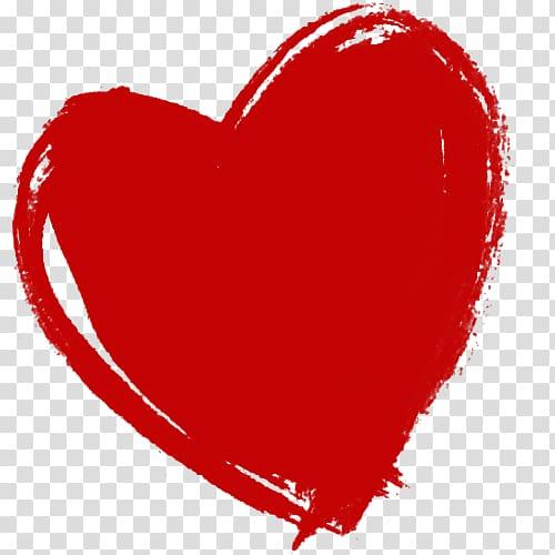 Red heart illustration, Heart , Dark Red Heart HD.
