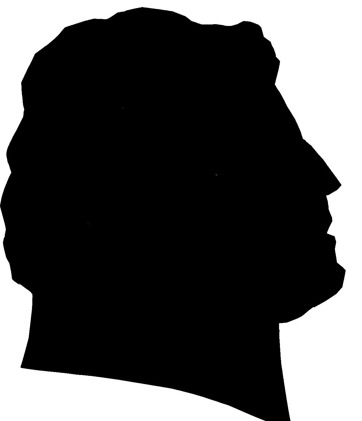 Playing with shadows: silhouette portraits and how to make them.