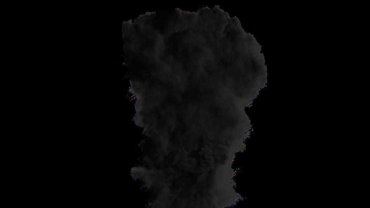 Black Smoke Clipart.
