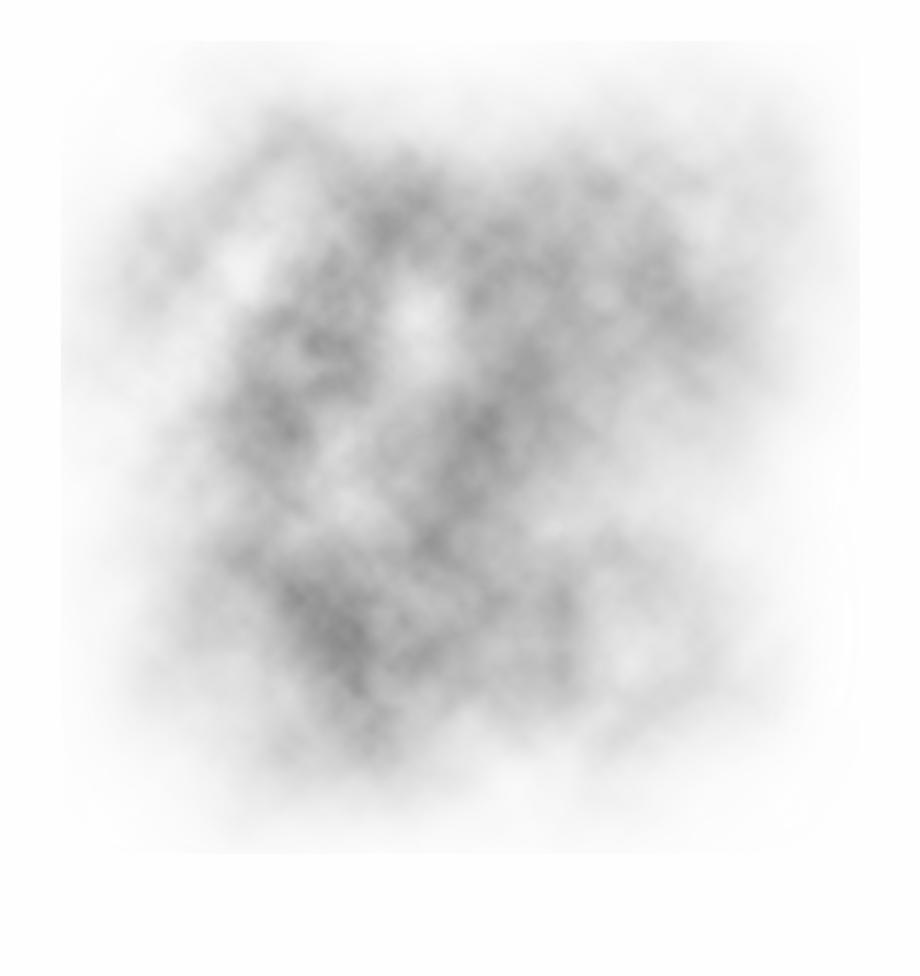 Grey Smoke Png Background Image.
