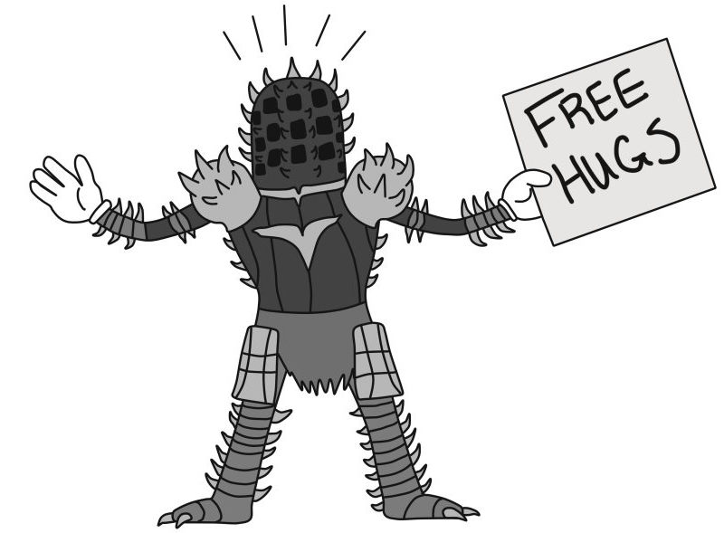 Meet Iron Pineapple, The Biggest Troll In Dark Souls.