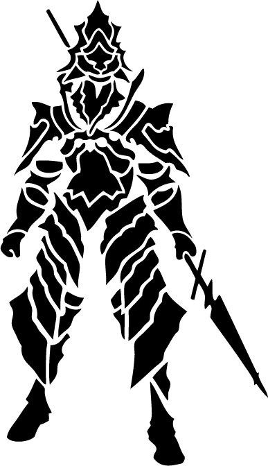 Dark Souls 2 Heide Knight with sword 8