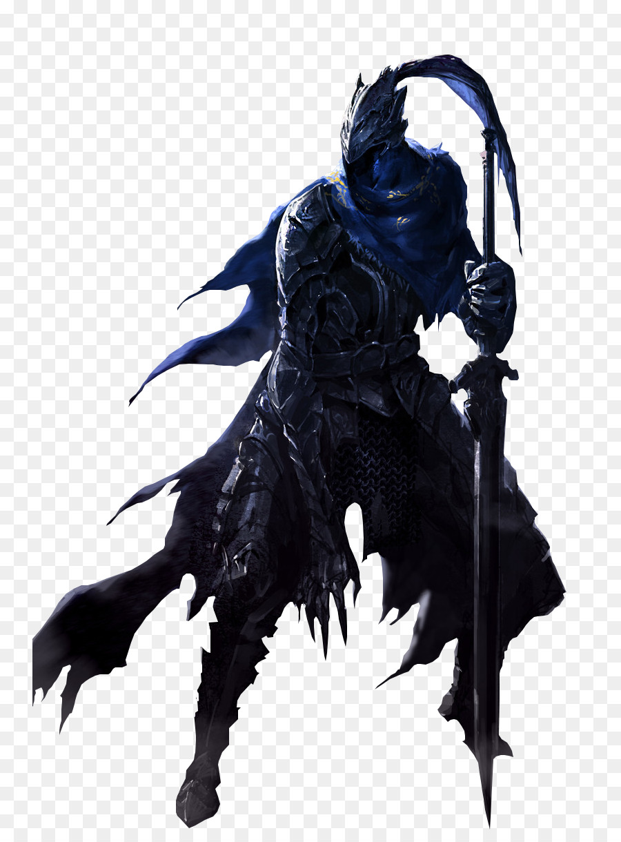 Dark Souls Costume Design png download.