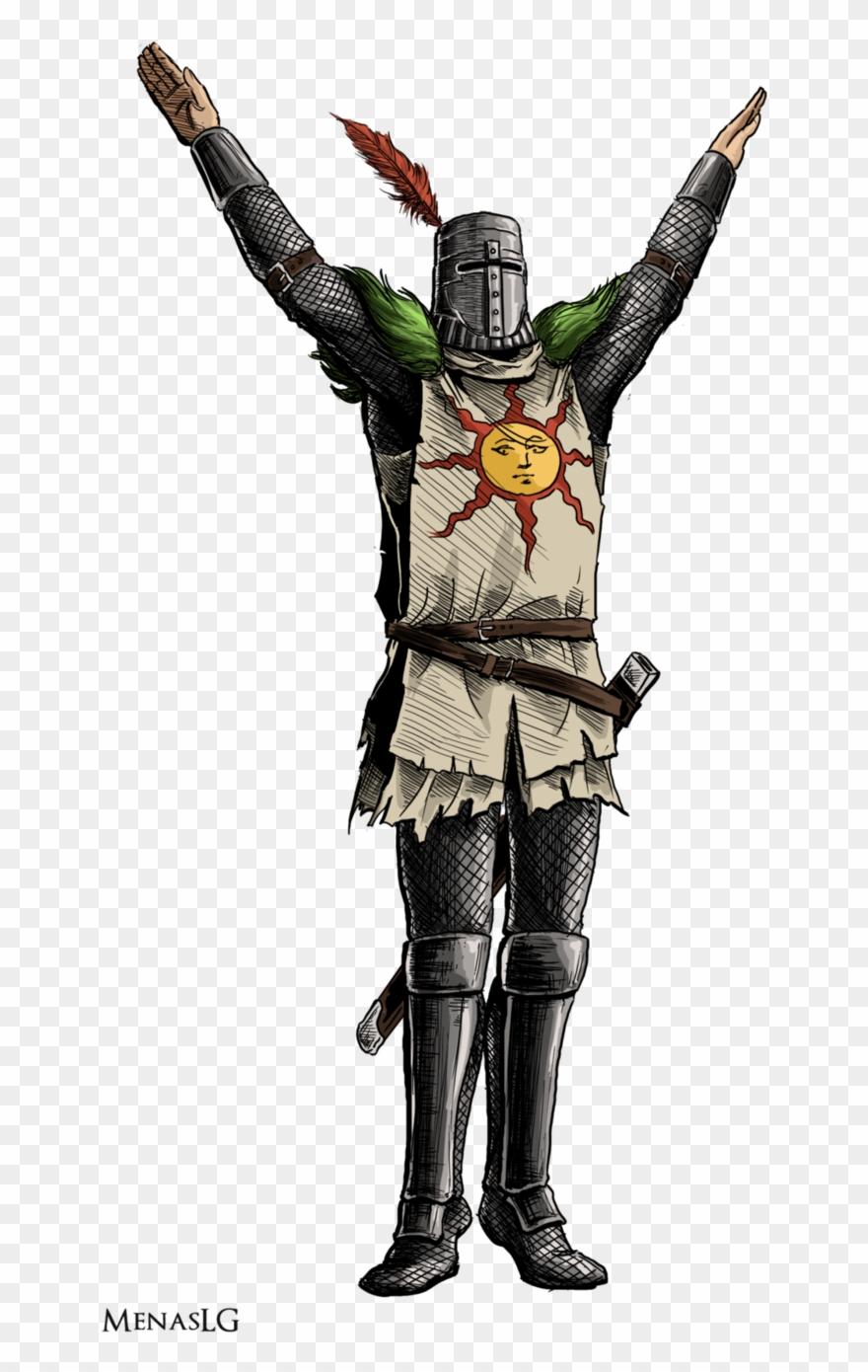 Dark Souls Solaire Transparent Png.