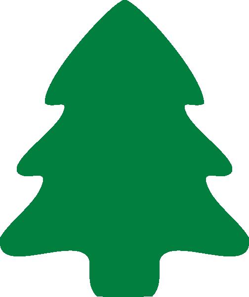 Dark Green Tree Clip Art at Clker.com.