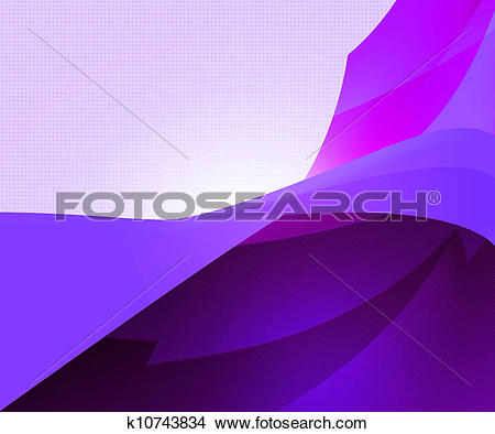 Drawings of Dark Violet Abstract Shapes Background k10743834.