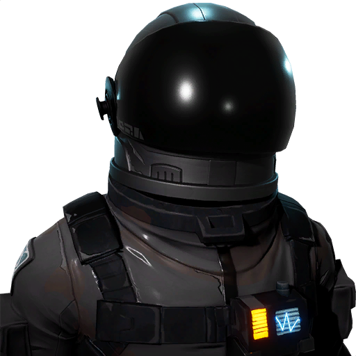 Dark Voyager (Fortnite Skin & PNG).