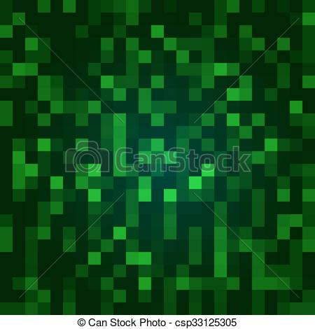 Vector Clipart of Green grass background with darkened edges.