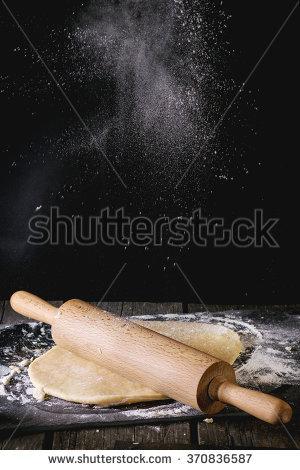 Dough Stock Photos, Royalty.
