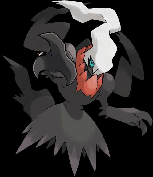 Pokemon 491 Darkrai Pokedex: Evolution, Moves, Location, Stats.