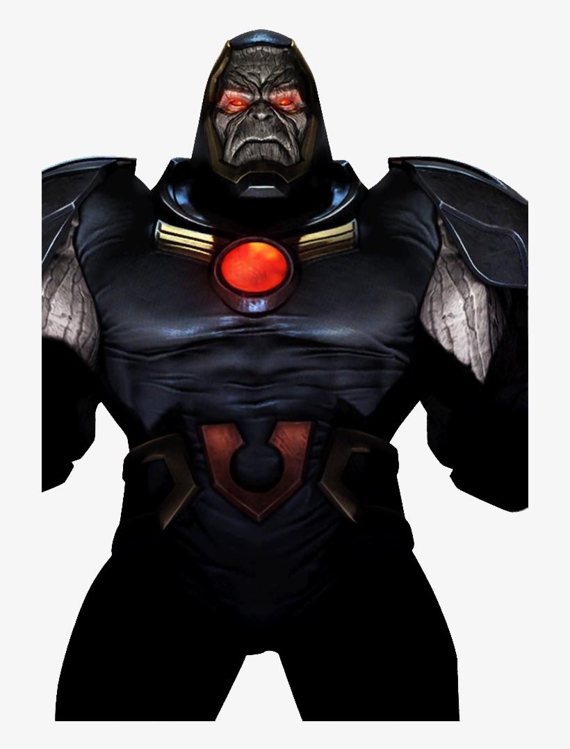 Injustice Apokolips Darkseid PNG Image.