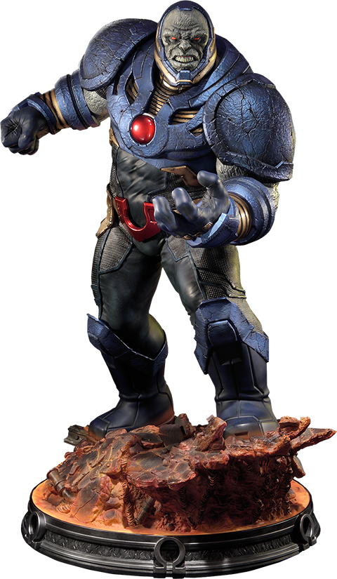 DC Comics Darkseid Statue by Sideshow Collectibles.