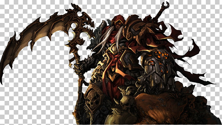 Darksiders III Video game Desktop , others PNG clipart.