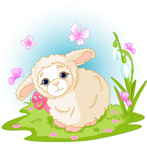 Garden Sheep.