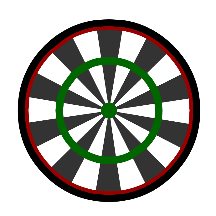 Dart board clipart 20 free Cliparts | Download images on ...