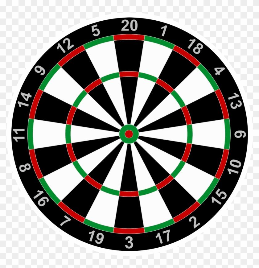 Aiming For A Bullseye.