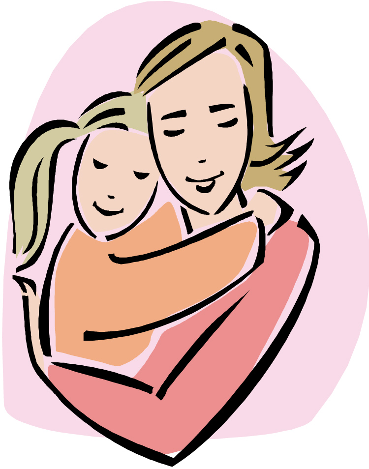 Daughter Clipart.