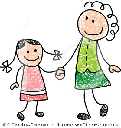 I Love My Daughter Clipart.