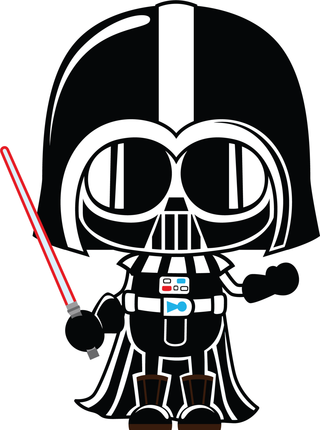 Darth Vader Clip Art & Darth Vader Clip Art Clip Art Images.