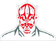 Darth Maul Clipart.