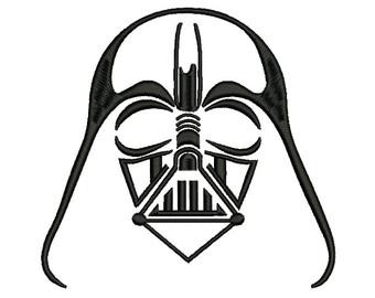 Darth vader helmet clipart.