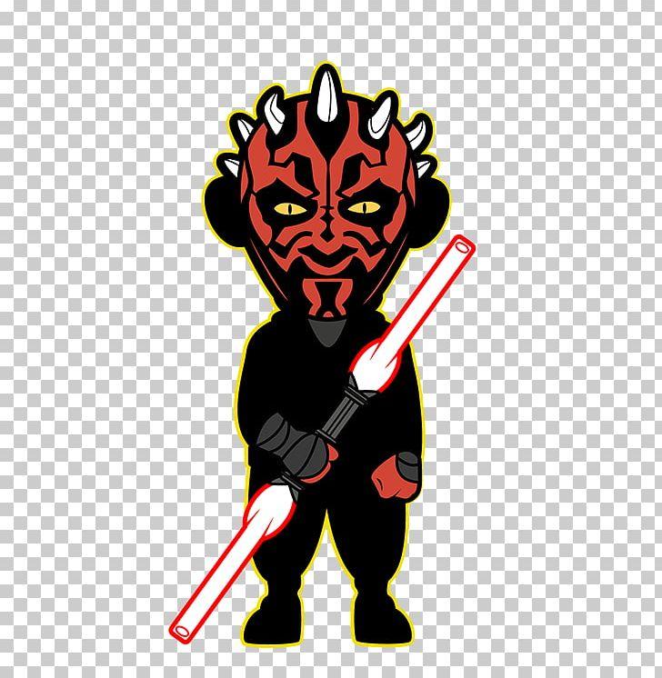 Anakin Skywalker Darth Maul Palpatine R2.