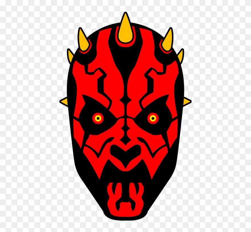 Star Wars Darth Maul Clipart Free Clip Art Images.