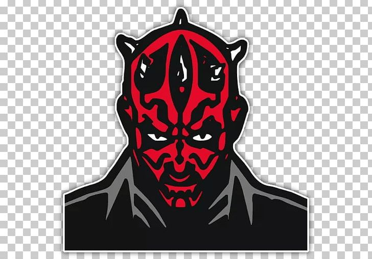 Darth Maul Anakin Skywalker Star Wars Obi.