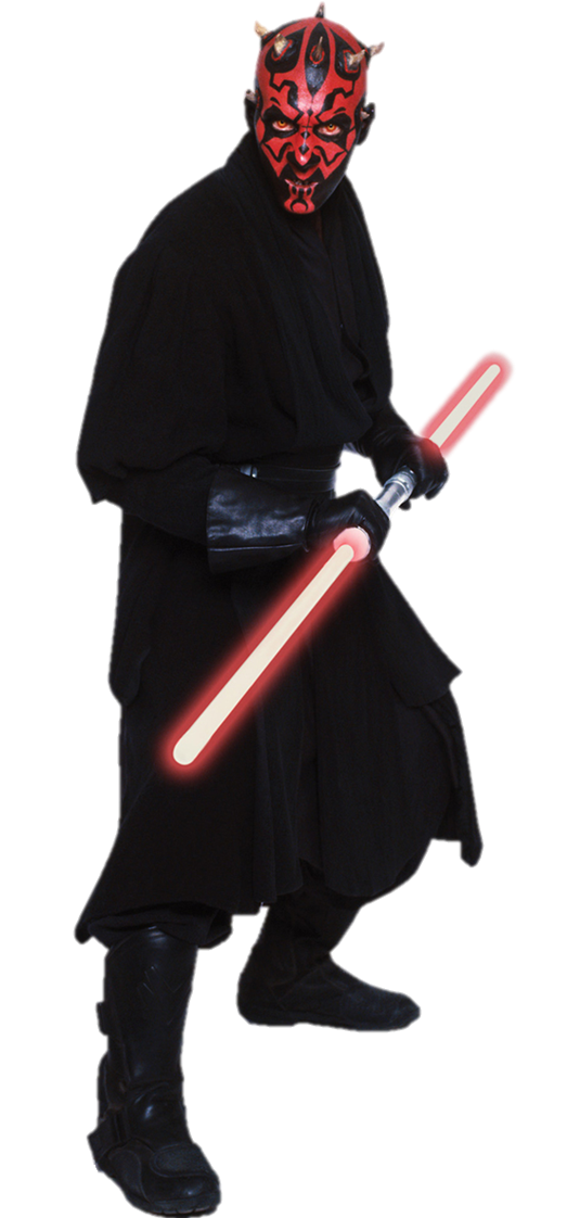Darth Maul Png & Free Darth Maul.png Transparent Images #28727.