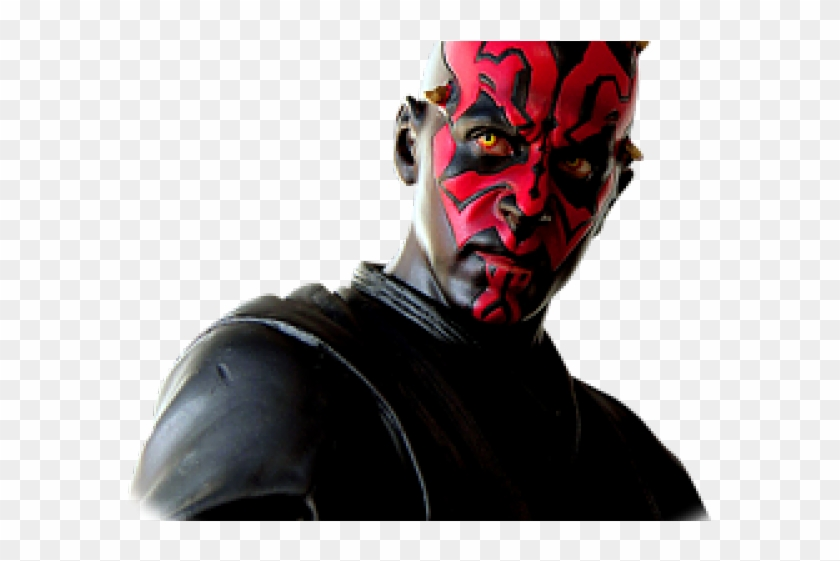 Star Wars Characters Darth Maul, HD Png Download.
