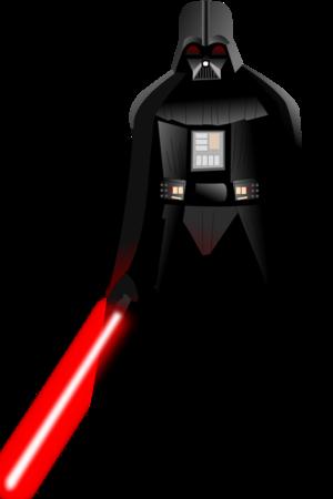 Darth Vader Mask Vector.