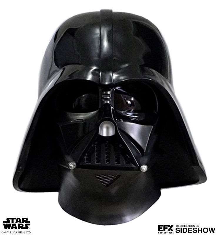 Star Wars Darth Vader Helmet Prop Replica by EFX Collectible.