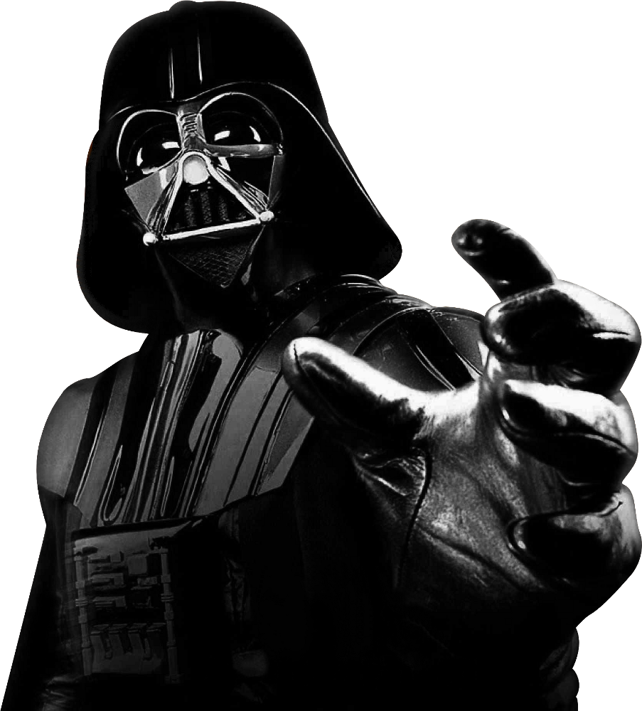 Darth Vader PNG images free download.