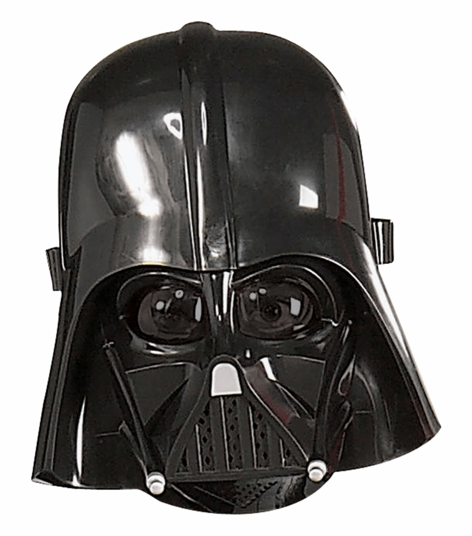 Darth Vader Child Size Face Mask.